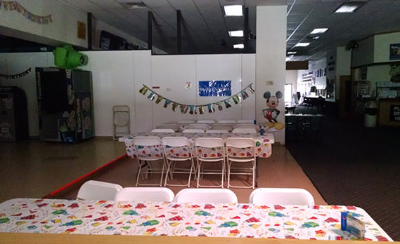 Central Maine Family Fun Birthdays Center Presents Awesome Birthday Parties